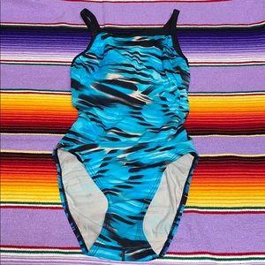 Waterpro one piece bathing suit
